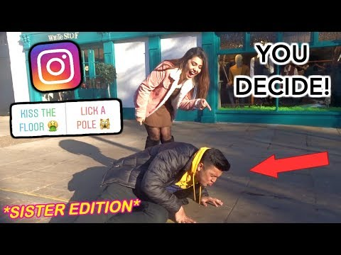Instagram Followers Control Our Life For 24 Hours And This Happened... - Challenge