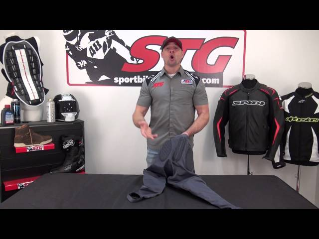 ForceField Pro Pant Review from SportbikeTrackGear.com