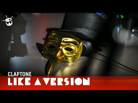 Claptone covers The Rapture 'How Deep Is Your Love' for Like A Version