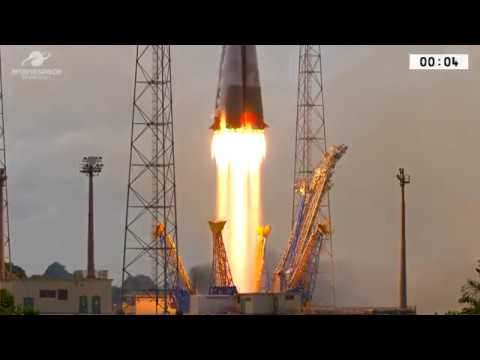 LIVE - Lancement Soyuz VS22