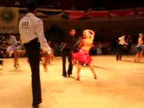 Jive 06 USA Dance Natl Youth Championship Latin 14 Finals