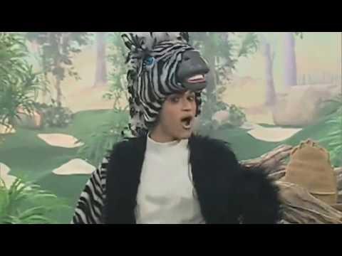Floresta Mágica  Zebrão Música RTP 2002
