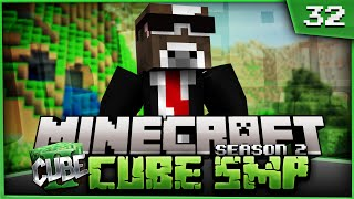Minecraft Cube SMP - BRIBING AN ILLEGAL PLAYER - Ep. 32 ( Minecraft SMP Season 2 )