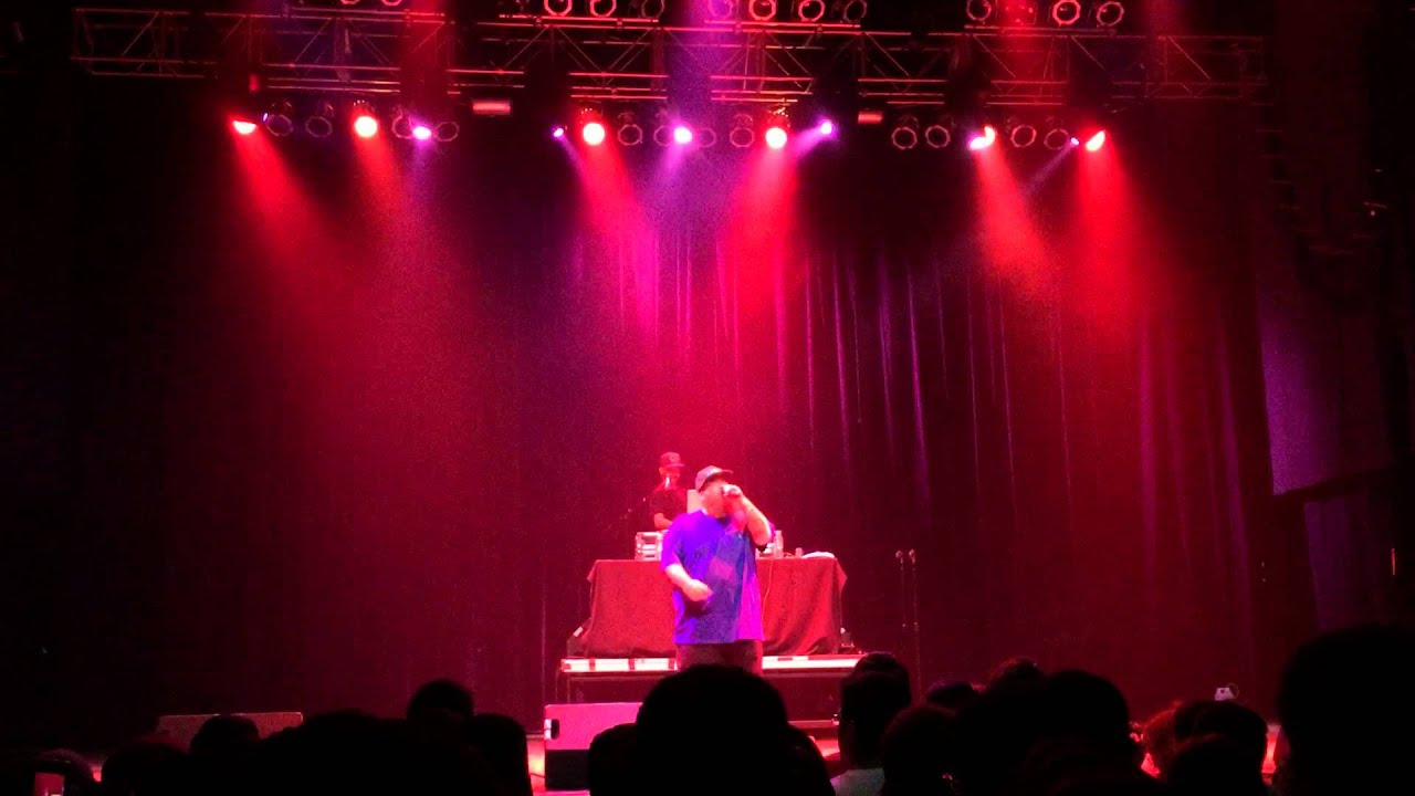 "action bronson - ""the rising"" (live @ house of blues - houston"