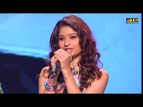 Sakshi singing Guzarishaan | Roshan Prince | Voice Of Punjab Season 7 | PTC Punjabi