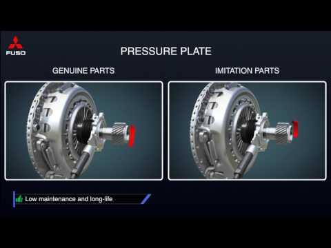 Genuine Parts | Mitsubishi Fuso