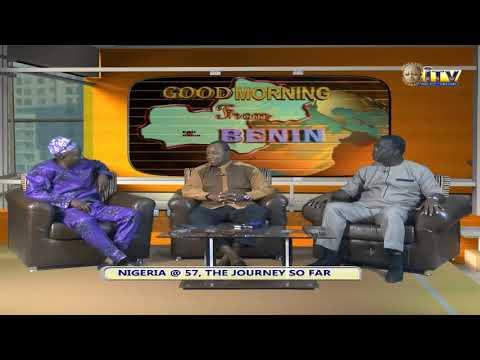 GOOD MORNING FROM BENIN: Nigeria @57, The Journey So Far