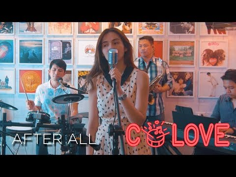 After All (Peter Cetera & Cher) Cover By Jennylyn Mercado & Dennis Trillo | CoLove