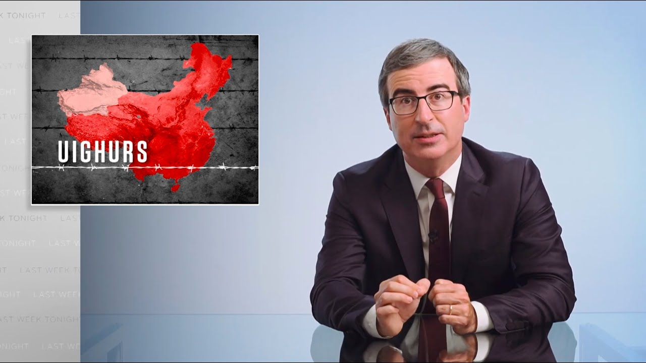 Download China & Uighurs: Last Week Tonight with John Oliver (HBO)