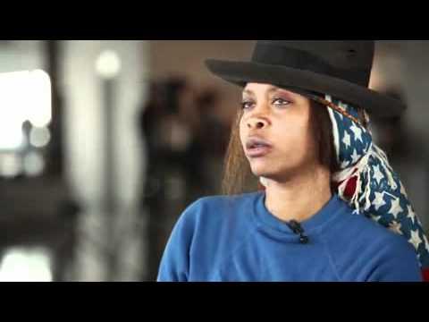 Erykah Badu Visions Of Visionaries Interview | Hip Hop Blog