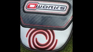 Putter Review - Odyssey O-Works V-Line Fang CH Putter
