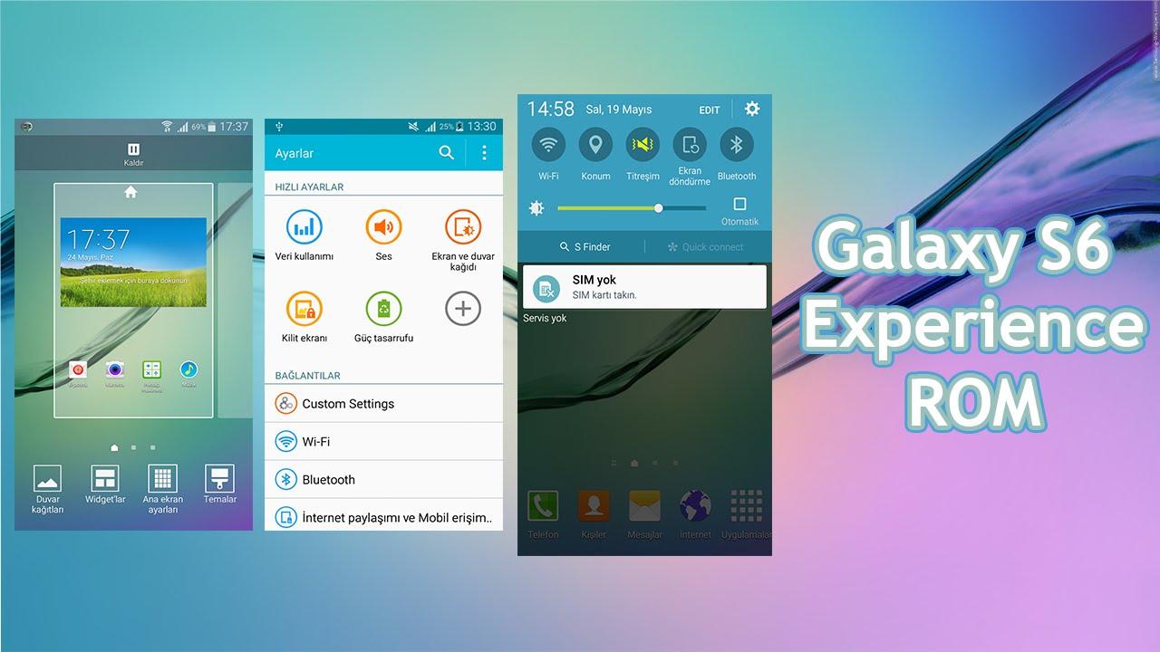 galaxy s6 experience rom   s6 rom for s3 gt i9300   youtube