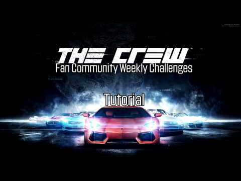 Tutorial of Fan Community Weekly Challenge [Participate + Submit time]