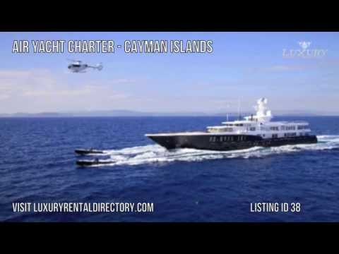 Air Yacht Charter - Caribbean