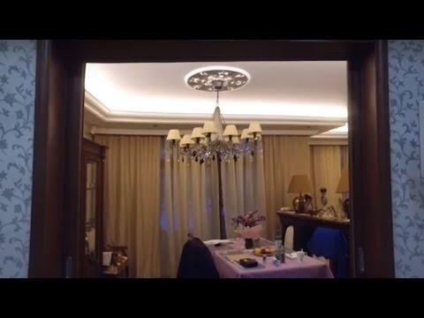 Замена неоновых ламп на светодиодное освещение