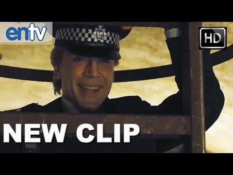 Skyfall 'Javier Barden' Official Clip [HD]: James Bond Catches Raoul Silva