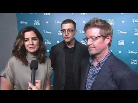 FINDING DORY: Andrew Stanton, Lindsay Collins, and Angus MacLane on the D23 Red Carpet Mp3