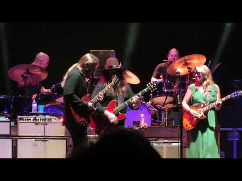 """Tedeschi Trucks Band w/ Marcus King - """"Show Me"""" - Xfinity Theatre, CT - July 6, 2018"""