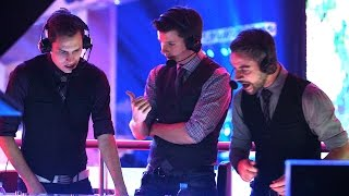 Making It Look Easy: The Shoutcasters