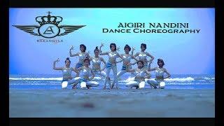 Aigiri Nandini Dance Choreography - Ele Angels Crew