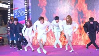 170325 K.A.N.C cover K.A.R.D - Intro + Don`t Recall + Oh NaNa @ SHOW DC K-Pop Cover Dance (Final)