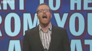 Mock the Week Preview - Things You Don