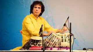 MAESTRO !!! Zakir Hussain Tabla | Rakesh Chaurasia Flute