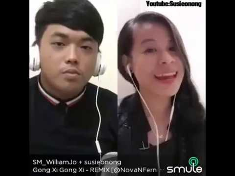 LAGU IMLEK TERBARU 2017 REMIX BY SUSIE ONONG AND WILLIAM JO (COVER GONG XI GONG XI)