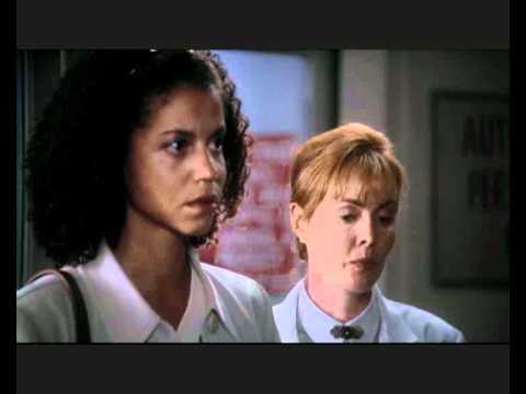 ER ''Emergency Room'' season 3  Jeanie tells Kerry she is hiv positive