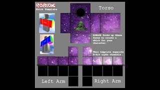 How to make a roblox shirt and pants on iOS!