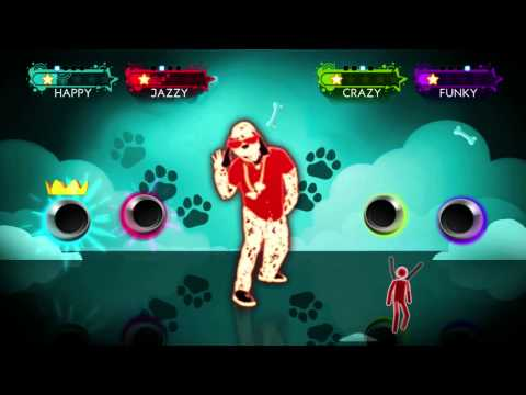 Just Dance 3  Who Let The Dogs Out