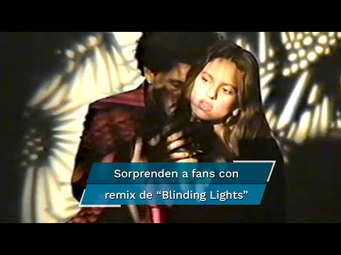 The Weeknd y Rosalía lanzan bomba musical, el remix de