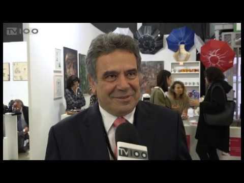 ΑΥΞΗΣΗ 20% ΤΗΣ ΕΠΙΣΚΕΨΙΜΟΤΗΤΑΣ ΤΗΣ ART THESSALONIKI (TV100-181219)