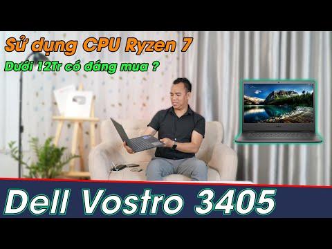 Laptop Dell Vostro 3405 Giá Rẻ Đầy Sáng Tạo