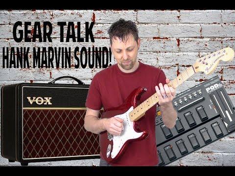 How I get my Hank Marvin  Shadows Sound