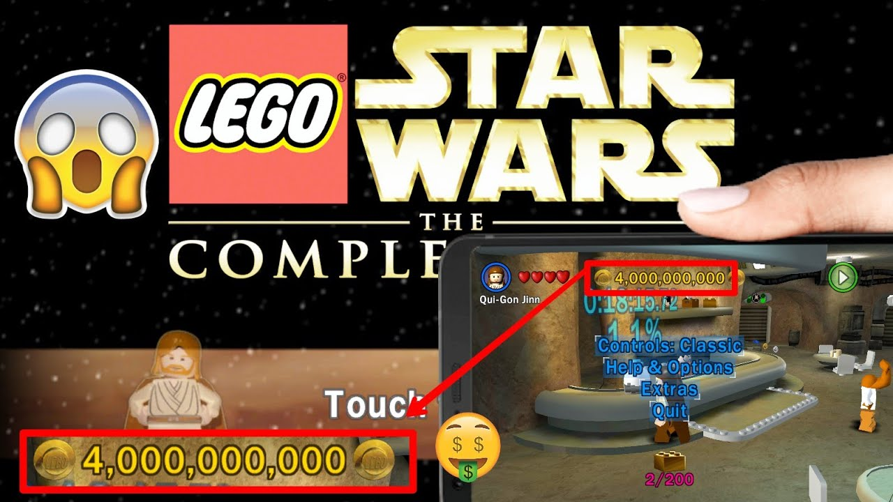 download game lego star wars the complete saga android