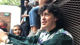 Q&A with Hobo Johnson