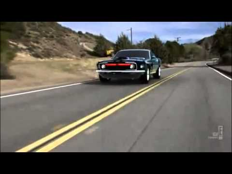 Knight Rider 2010  Kitt 3000 Trasformazione HD