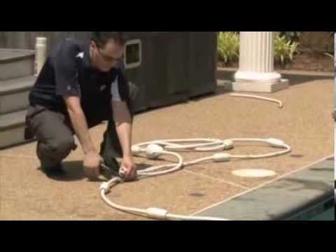 Proper Hose Cutting for Polaris Pool Cleaners - YouTube