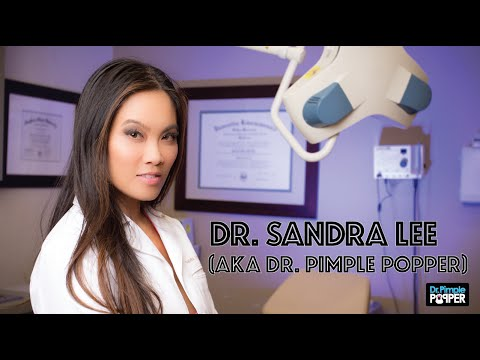 Welcome to My Channel! Dr. Sandra Lee (aka Dr. Pimple ...