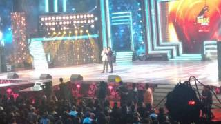 virendra sehwag sonu nigam the 9th royal stag mirchi music awards