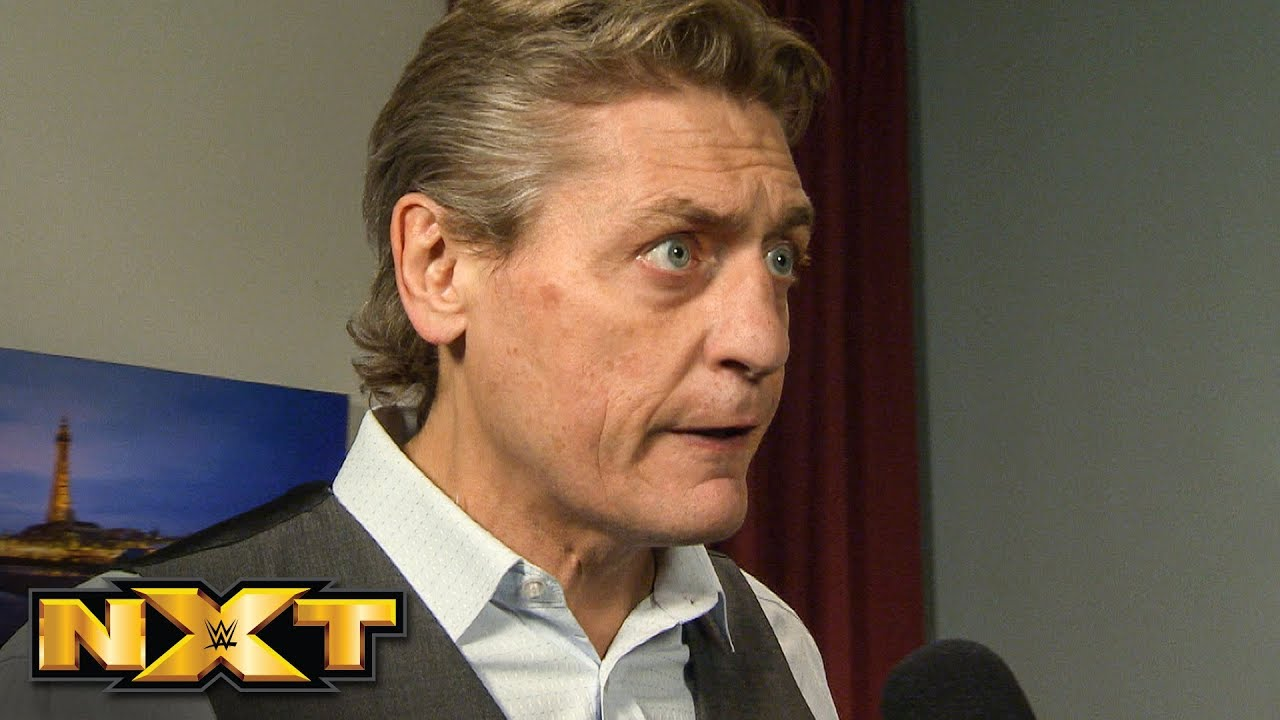 William Regal announces NXT Title Match for TakeOver: Toronto: WWE Exclusive, July 17 2019