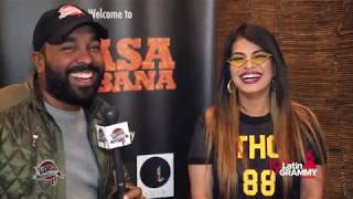 World Latin Star entrevista a Melymel Video