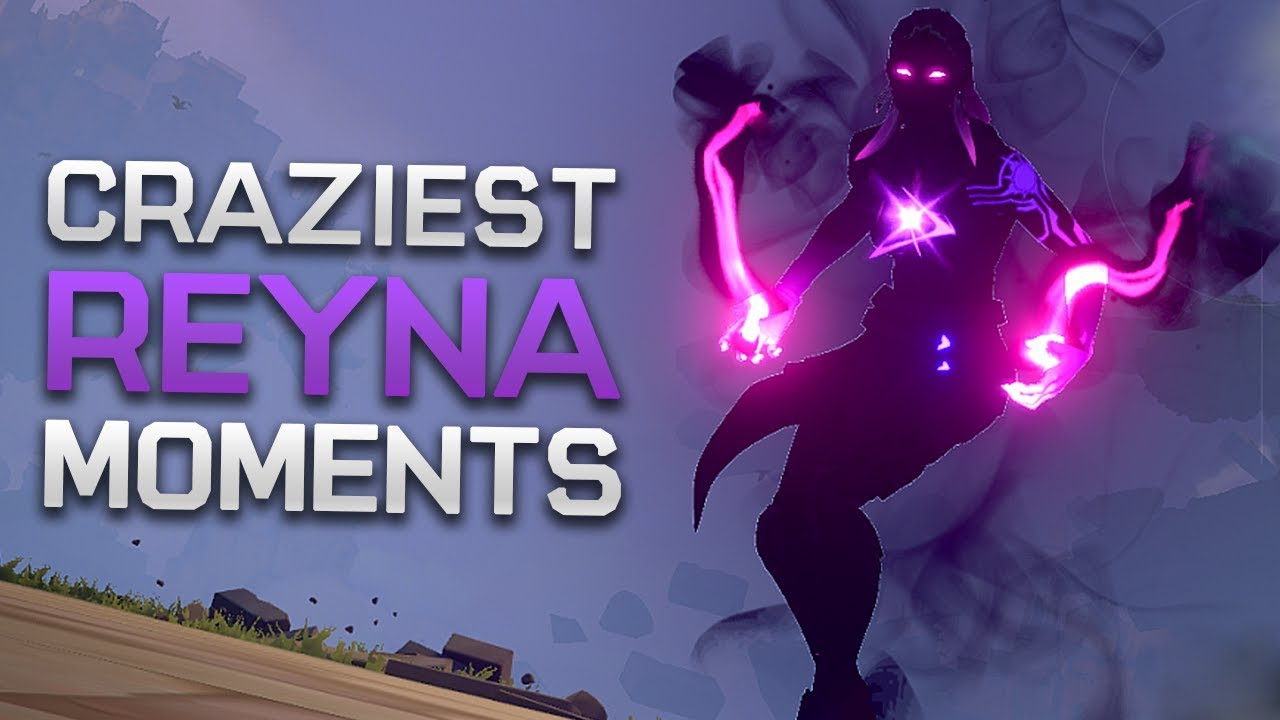 The 20 Craziest Valorant REYNA Moments! (VALORANT REYNA BEST MOMENTS MONTAGE)