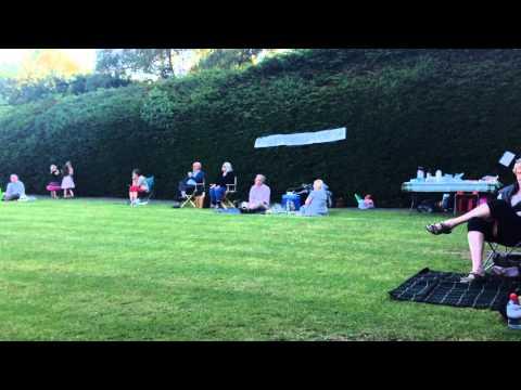Music in John Innes Park, Merton Park, Wimbledon SW19