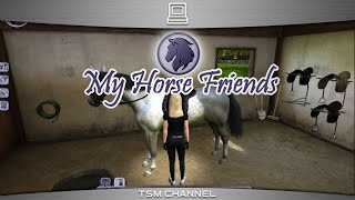 My Horse Friends (part 1) (Horse Game)