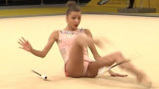 Best Fails So Far (2017 Part 1) | Rhythmic Gymnastics Fails