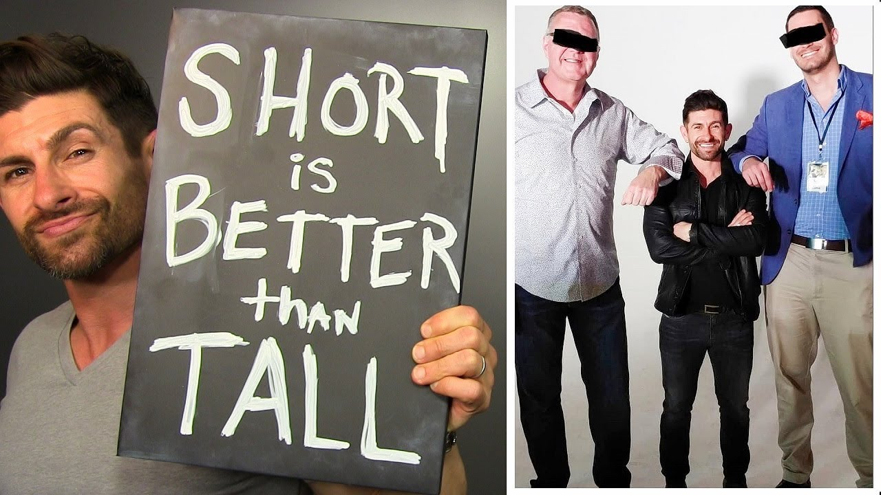 Dec 2013. UPDATE: There is now some scientific evidence that even concludes that short men make better partners.