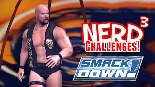 Nerd³ Challenges! Random Royal Rumble! - WWE SmackDown! Here Comes the Pain