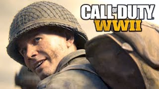 WWII CAMPAIGN HIGHLIGHTS & ENDING -Call of Duty WW2 Ending Gameplay Walkthrough